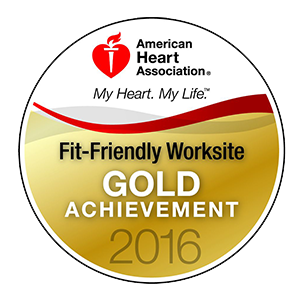 american heart association fit-friendly gold seal